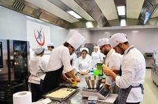 Un corso professionale all'Università del Gusto