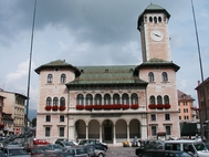 Il Municipio di Asiago